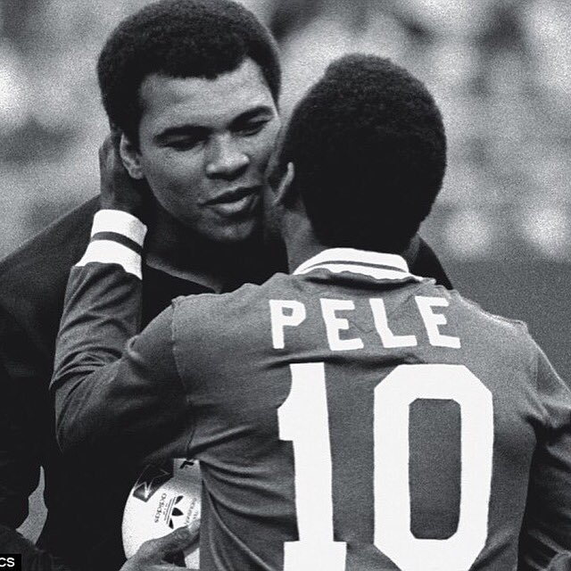Pele, Obama, Kanu Pay Tribute To Ali; Burial Set For Friday