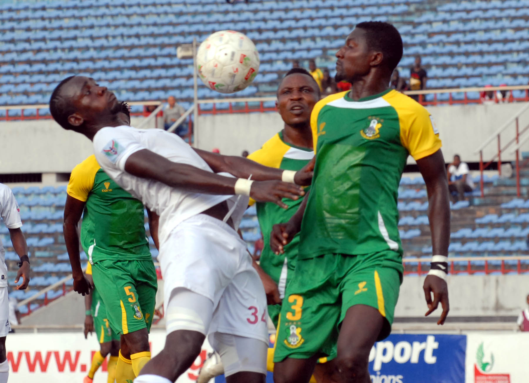 Wikki Pip El-Kanemi, Go Two Points Clear; Rangers Edge Pillars