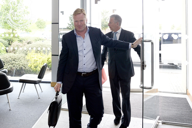 Yobo Backs Koeman To Succeed At Everton