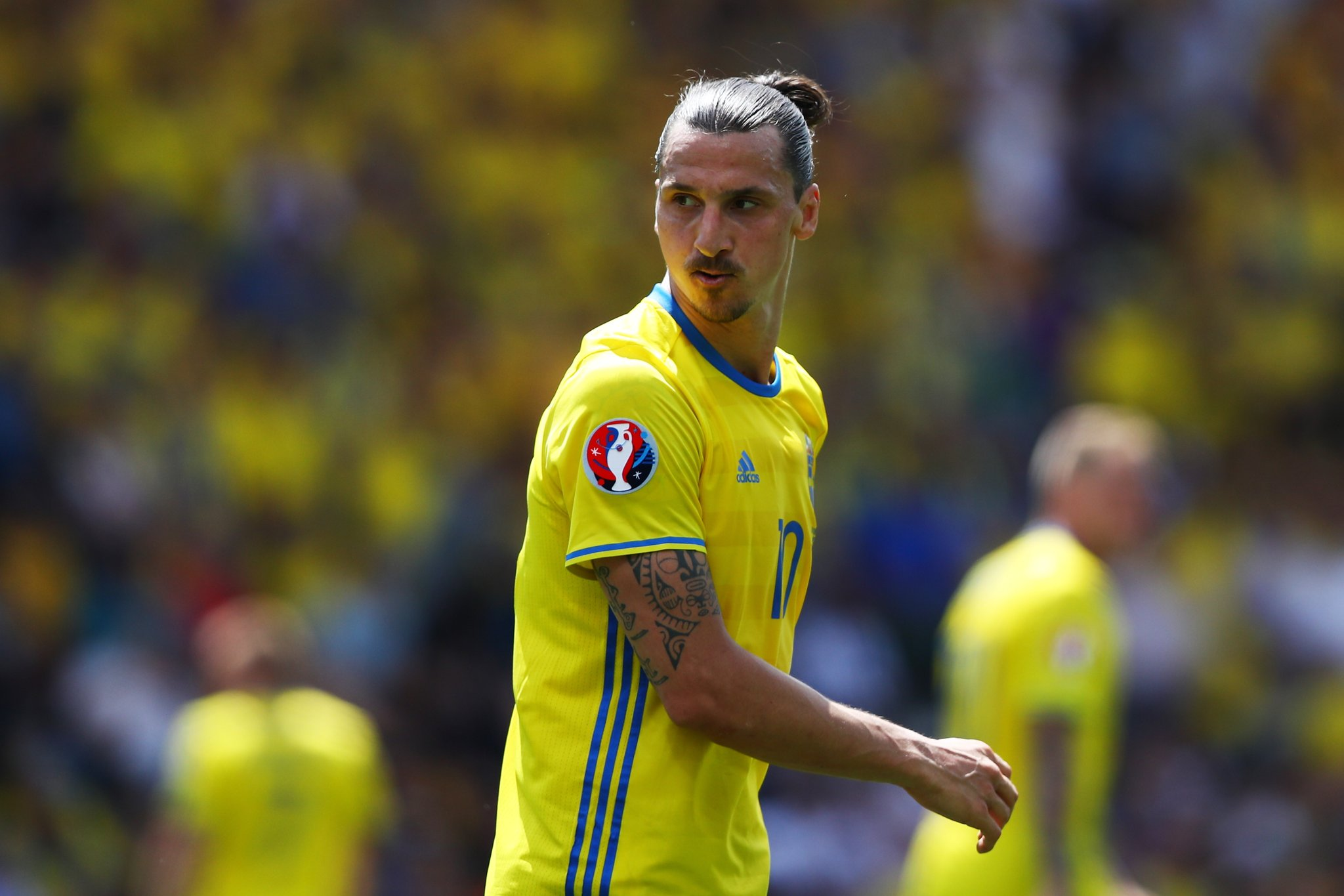 Ibrahimovic To Retire After Euro 2016, Out Of Olympics