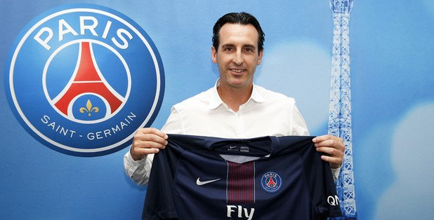 PSG Appoint Emery As New Coach