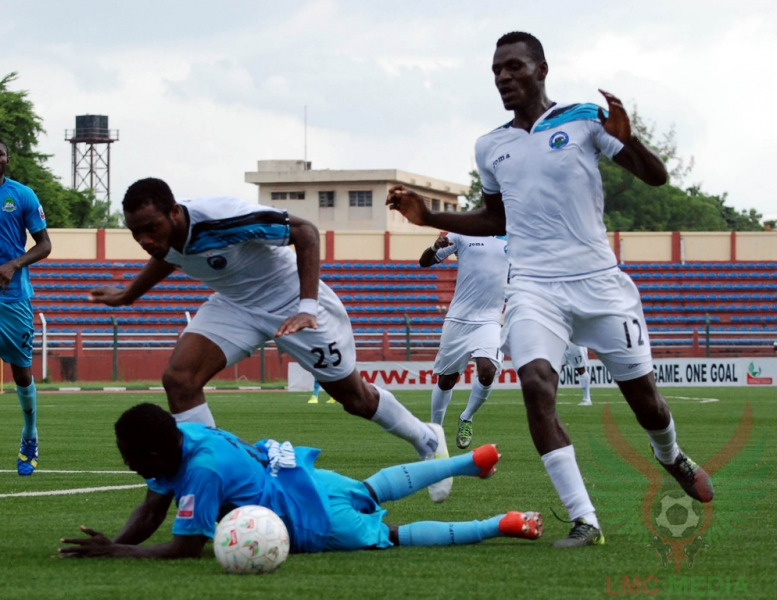 Fed. Cup: Enyimba'S Udoh, Pyagbara, Onuigbo Out of El-Kanemi Tie