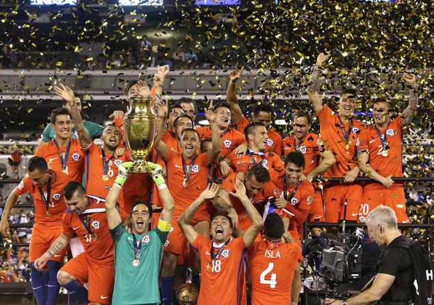 Chile Are Copa America Champions; Messi Misses Again