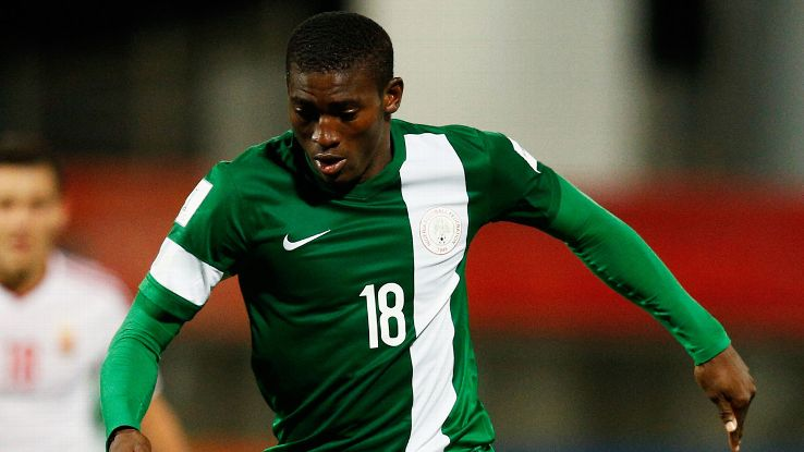 Nigeria U-23s Fall To Korea At Suwon Tourney