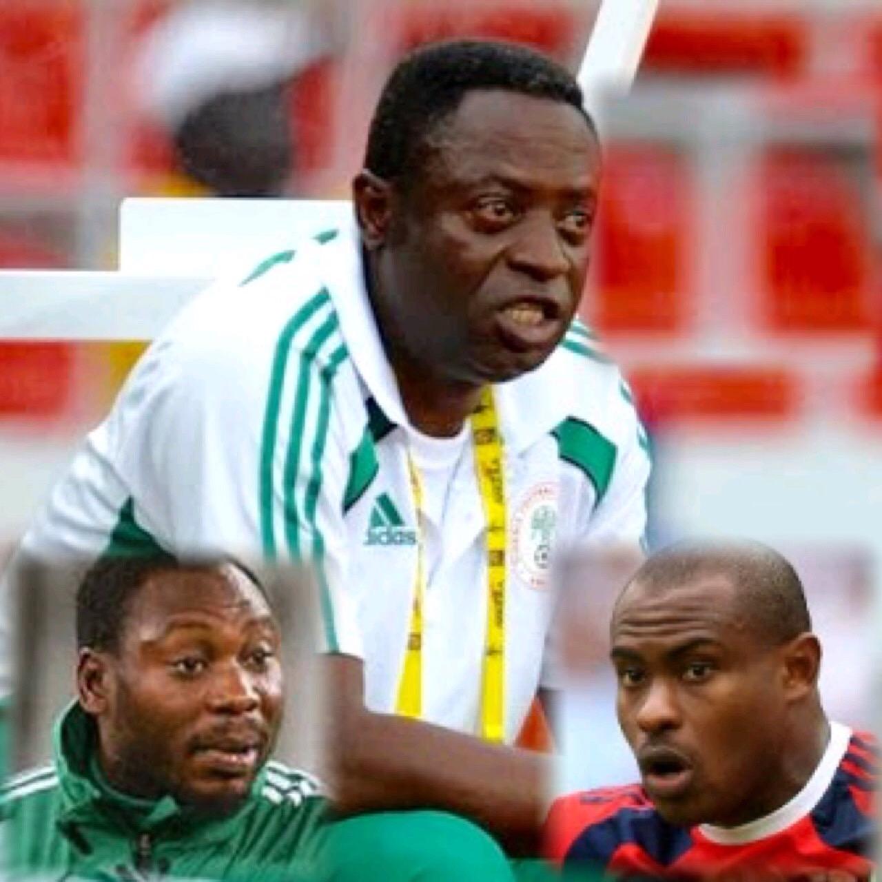 Amokachi, Enyeama Sad Losing 'Good Guy Amodu'
