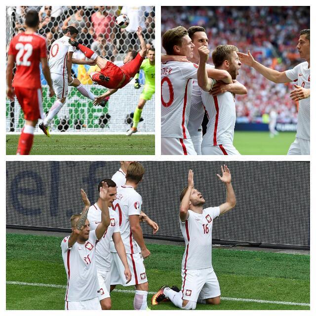 Xhaka Misses Penalty As Poland Stop Switzerland, Reach Quater-Finals