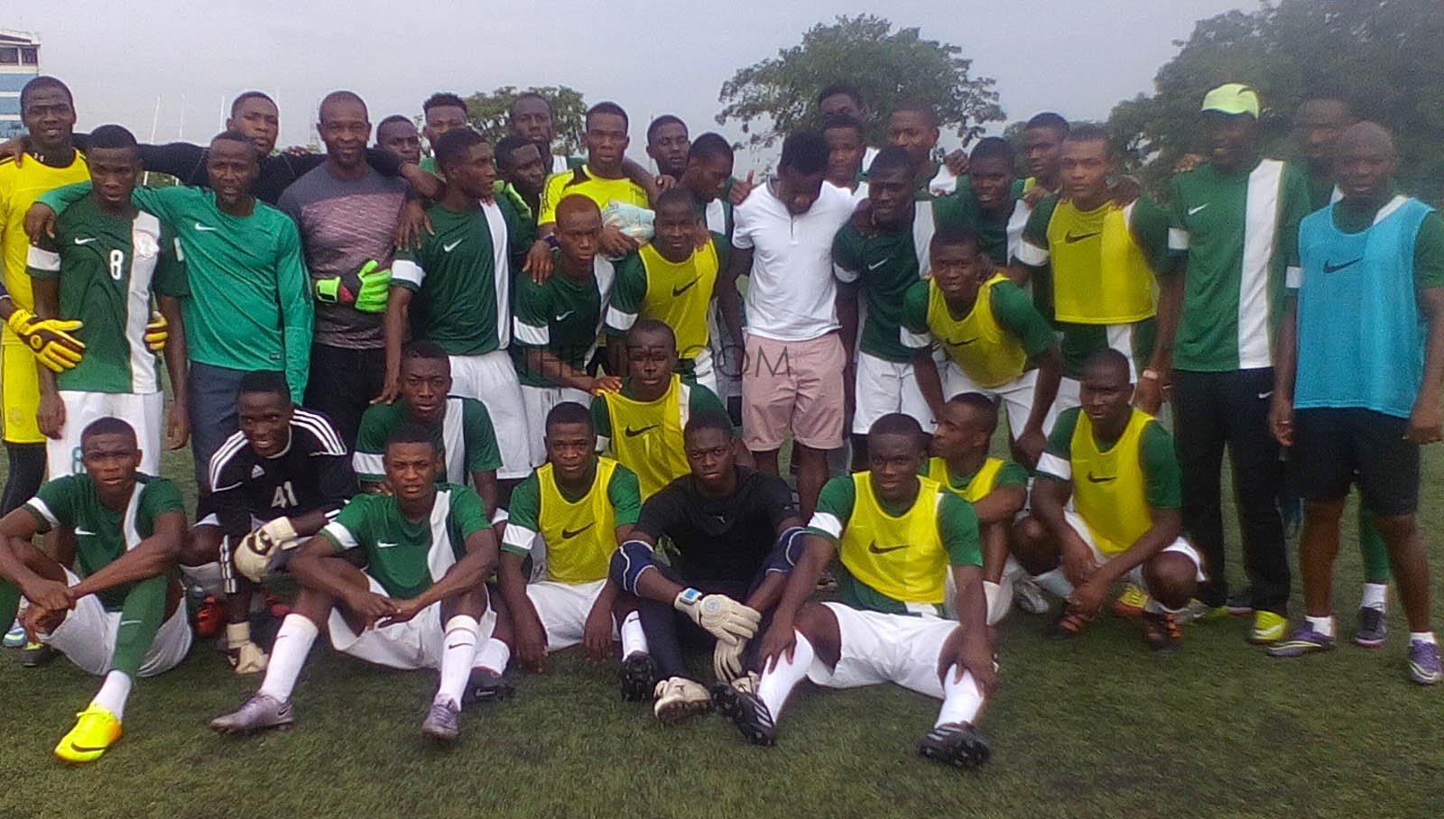 Flying Eagles Thrash Suleja Side 8-0, Off To Sudan