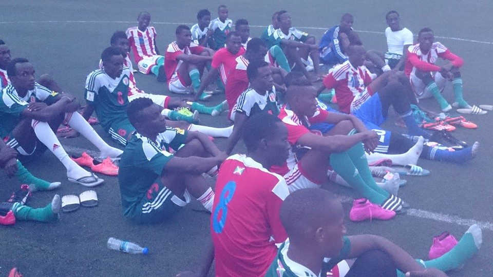CAF U-20 AFCON: Burundi Arrive For Flying Eagles Clash