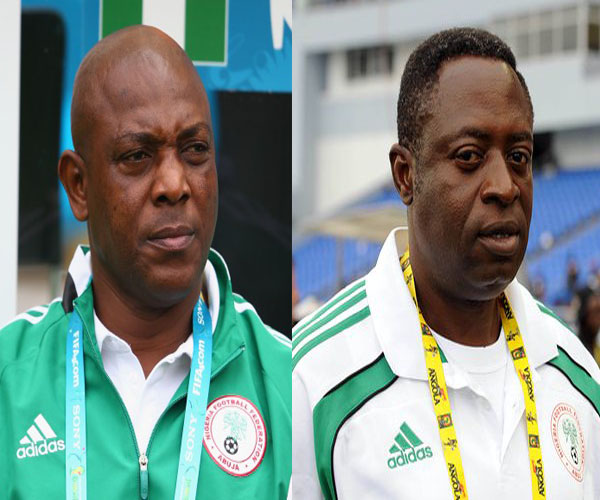 Super Eagles, Lagos All Stars To Play In Keshi, Amodu's Honour