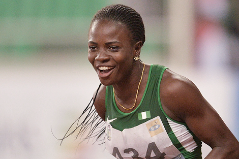 Amusan Eyes History In Eugene, Seeks To Emulate Adeniken, Okagbare