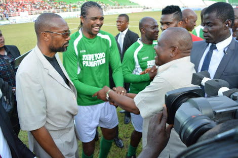 Kanu, Henry To Star In Arsenal Legends Vs Milan All Stars