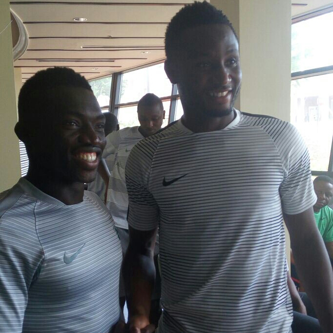 Mikel Named U-23 Eagles Captain As Team Head To Rio