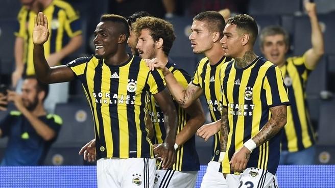 Emenike Happy To End Fenerbahce Goal Drought Vs Monaco