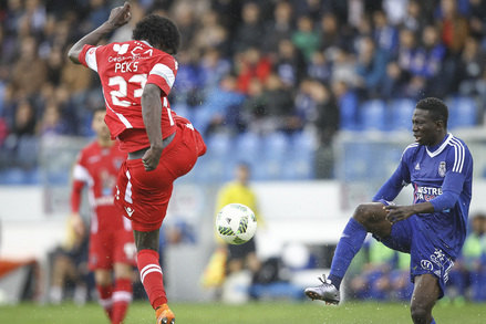 Etebo Scores Twice In Feirense Friendly, Alampasu Keeps Clean Sheet