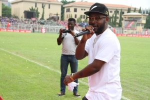 Falz Performing at COPA Grand Finale