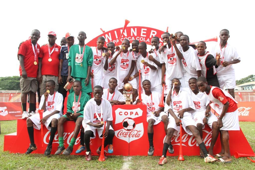 Oyo State Wins 2016 Copa Coca-Cola U-15 Tournament