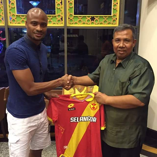 Ugo Ukah Joins Malaysian Side Selangor