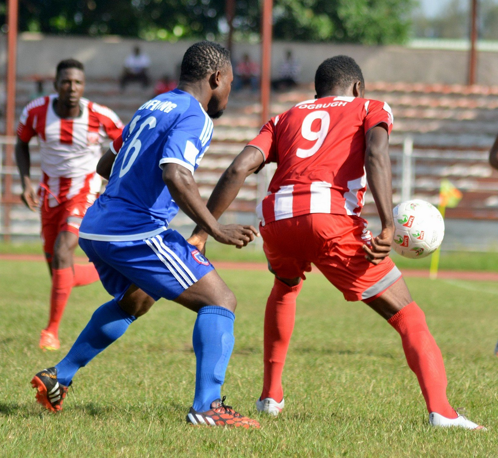 NPFL: Heartland Break Enyimba Heart, El-Kanemi See Off MFM