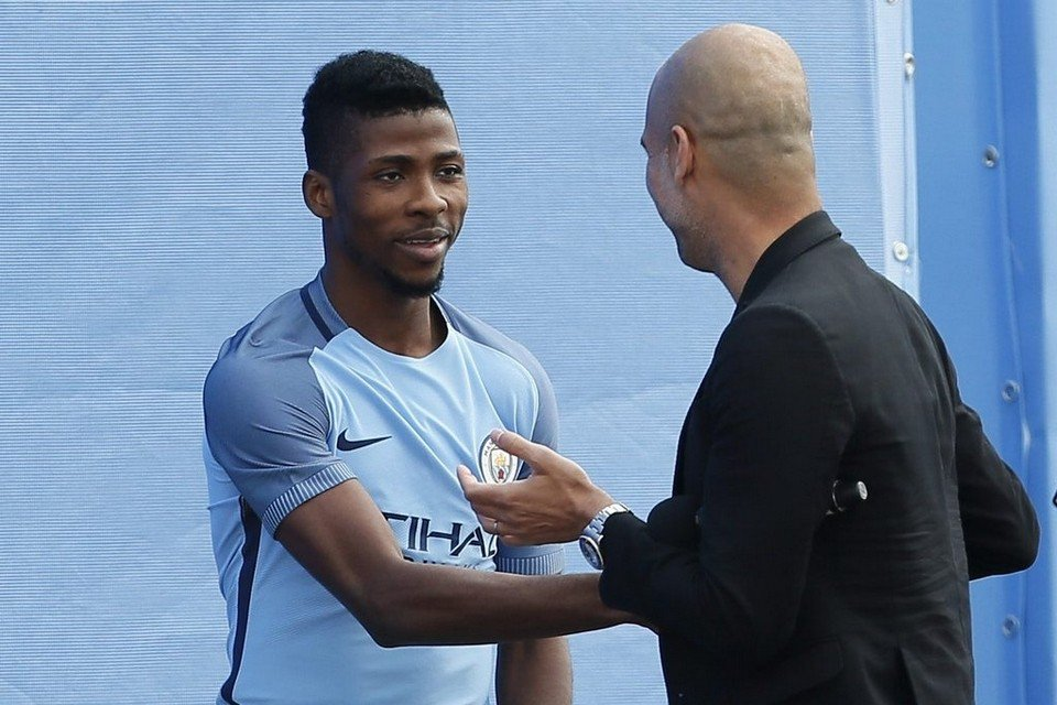 Iheanacho Accepts City's Rio 2016 Decision, Eager To Impress Guardiola