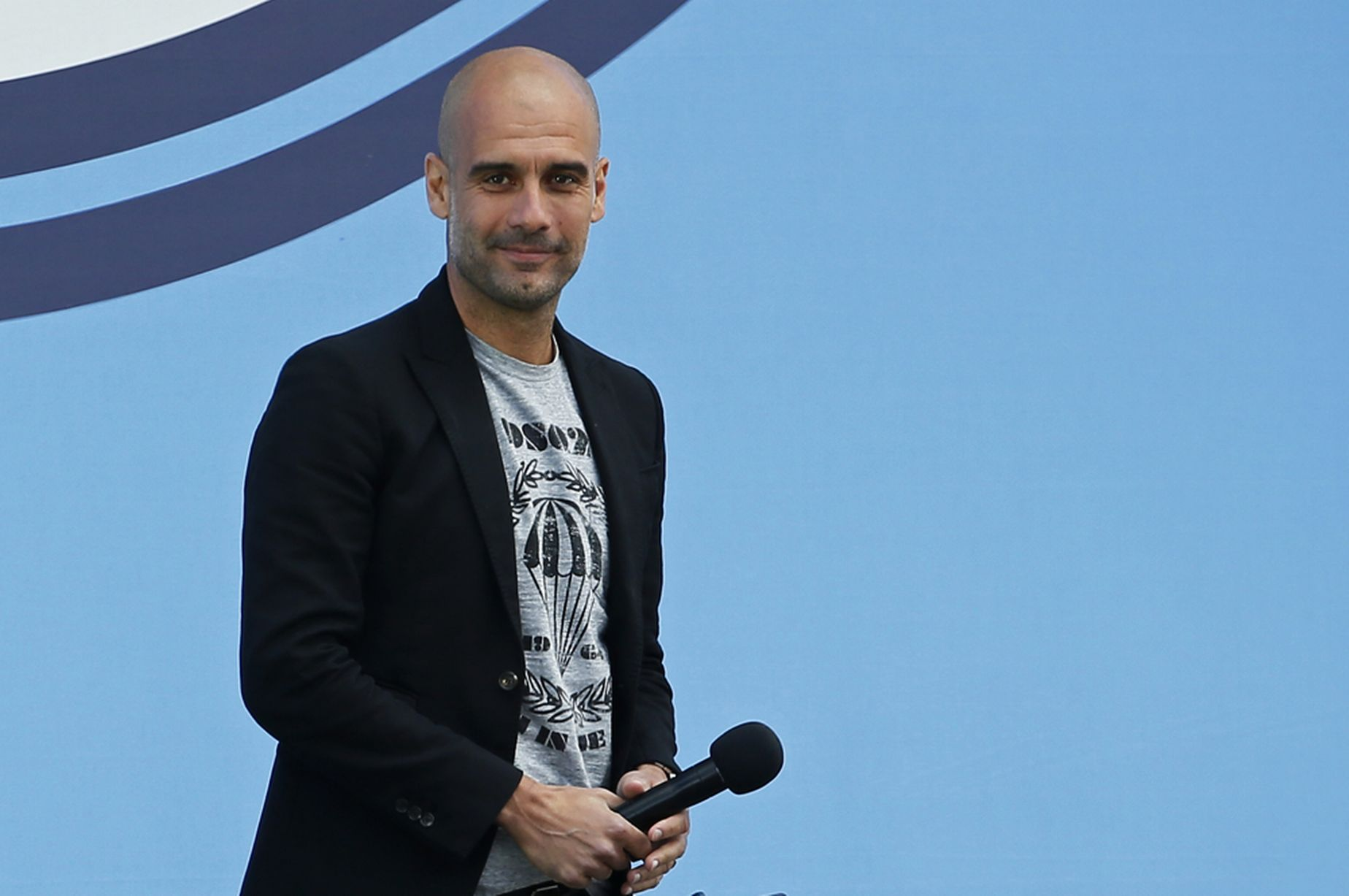 PEP TALK: Guardiola On Mourinho, Conte, Sterling, Toure, Style
