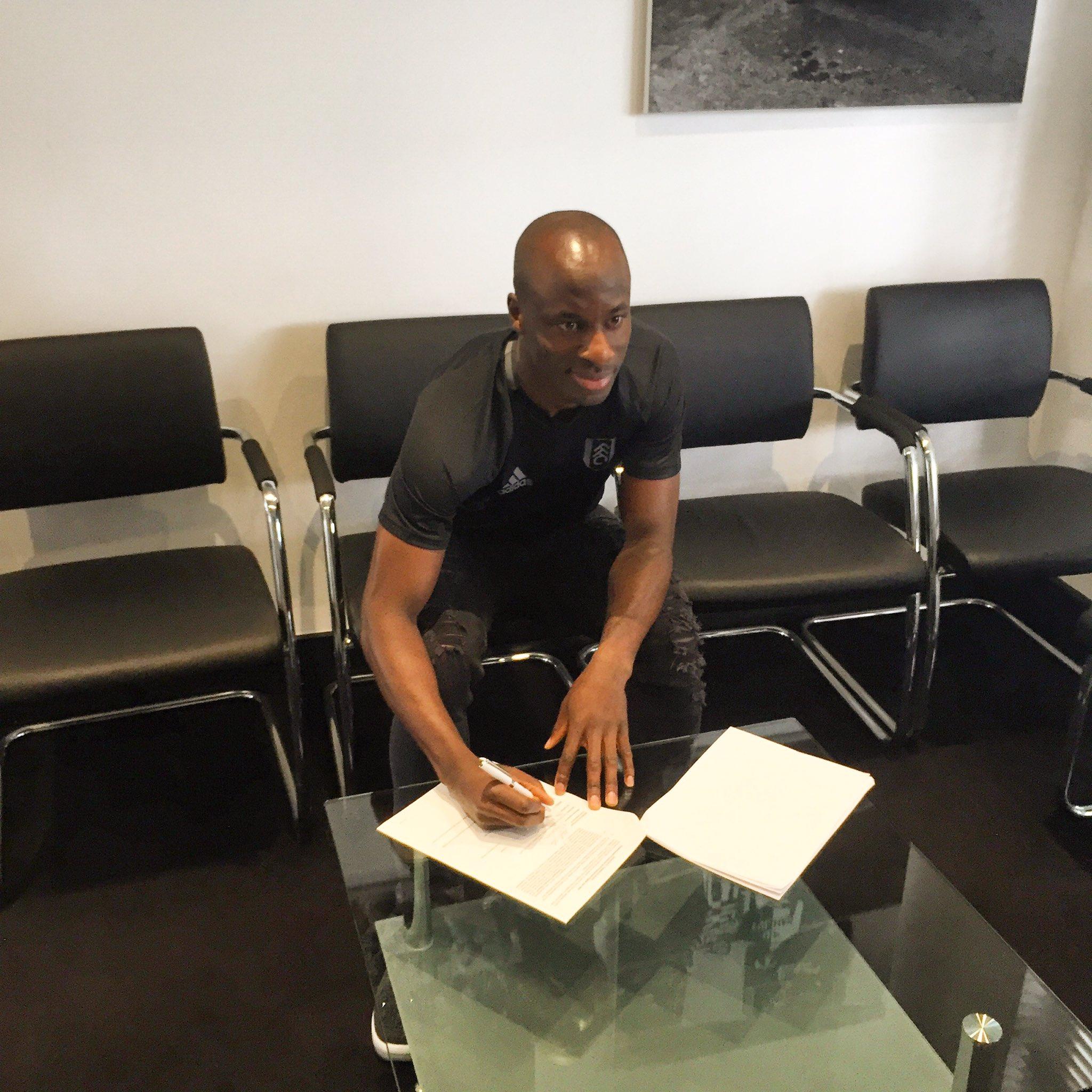 Fulham Move Excites Sone Aluko
