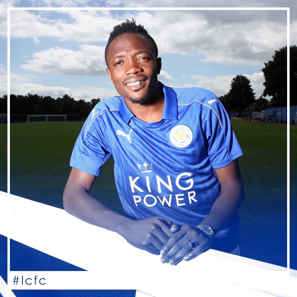 Musa Hopes To Become EPL Legend Like Kanu