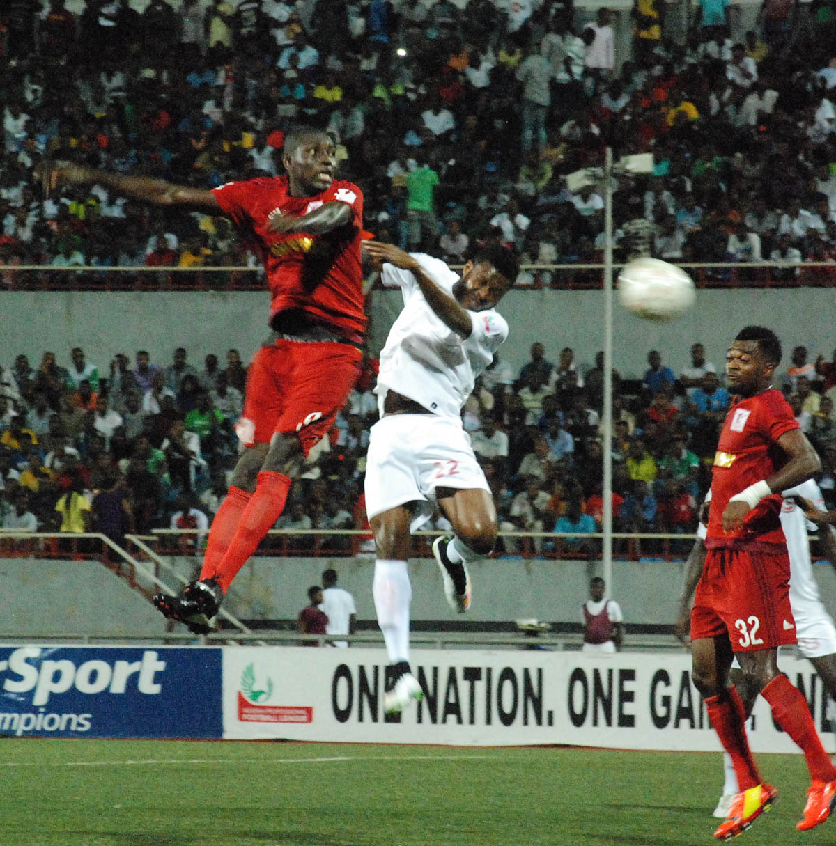 NPFL: Rangers Edge Abia Warriors, Go Top