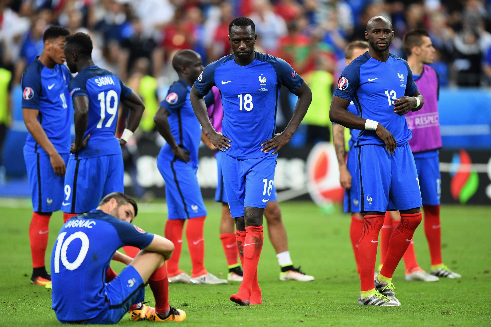 Deschamps: France Not Clinical Enough Vs Portugal