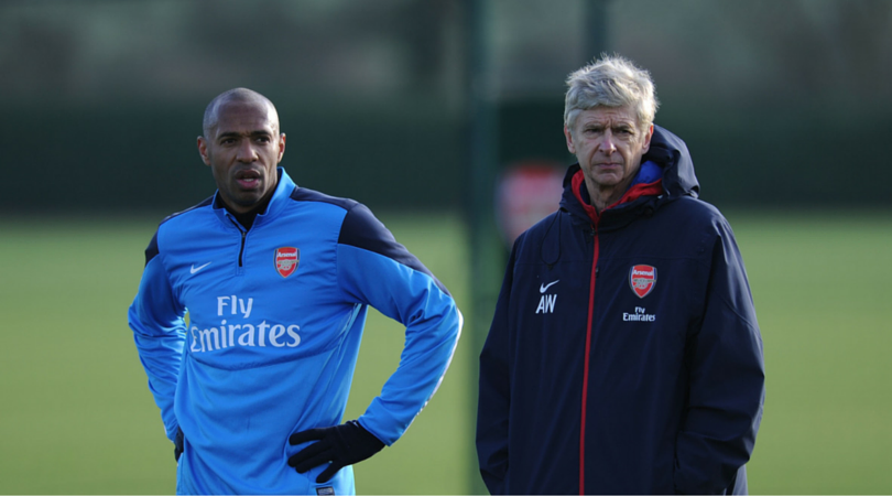 Henry Chooses Sky Sports Over Arsenal After Wenger Ultimatum
