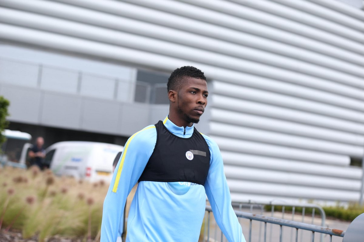 Visa Hitches Stop Iheanacho From City's China Tour