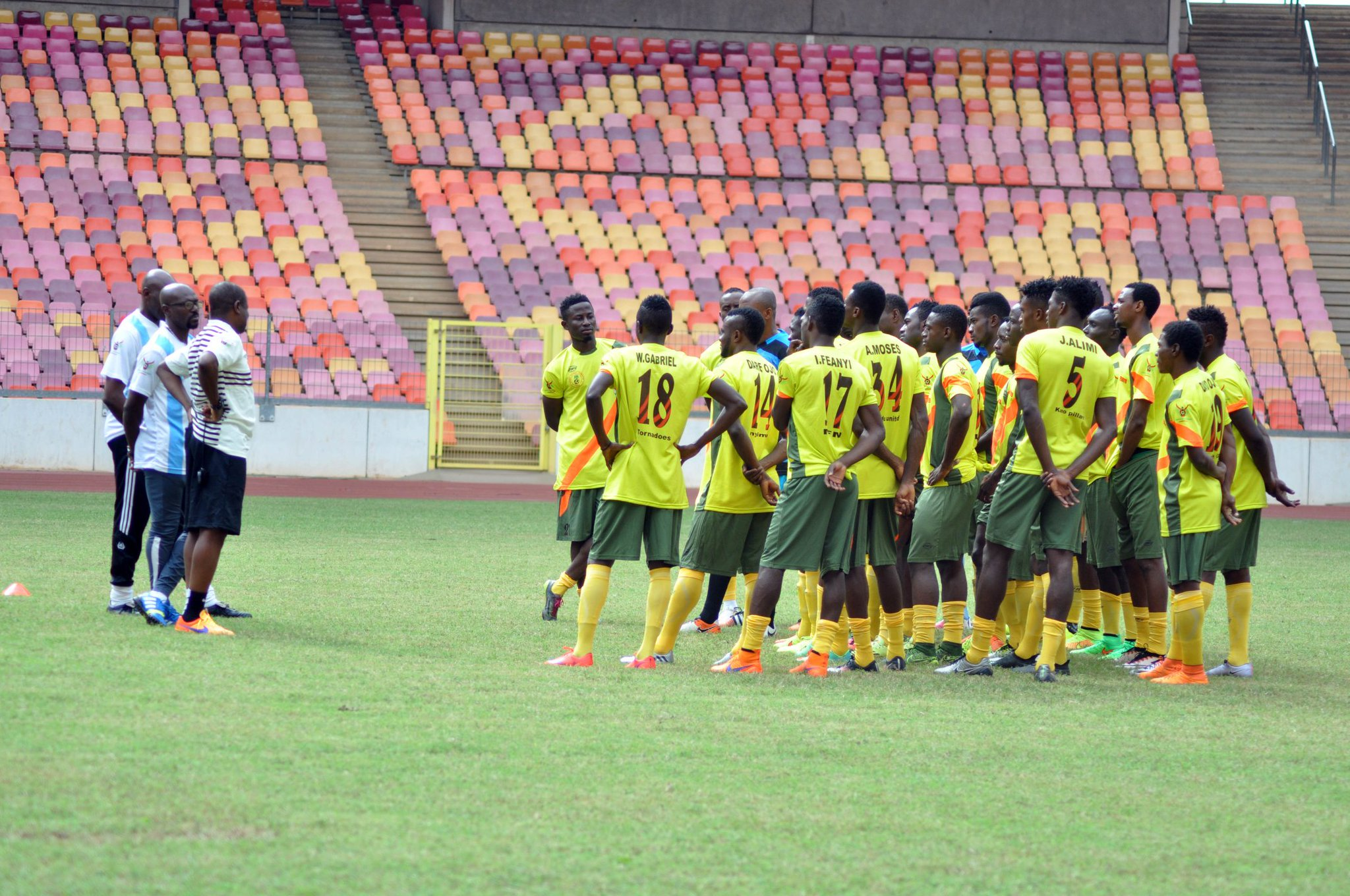 NPFL All-Stars Final Squad To Be Named On Saturday