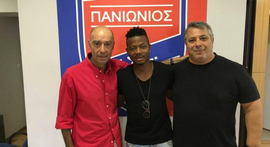 Michael Olaitan Joins Greek Club Panionios