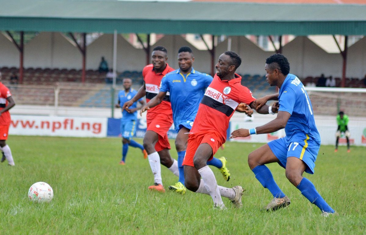 Federation Cup: Rivers United Abandon Game Vs Enyimba, Cite Poor Officiating