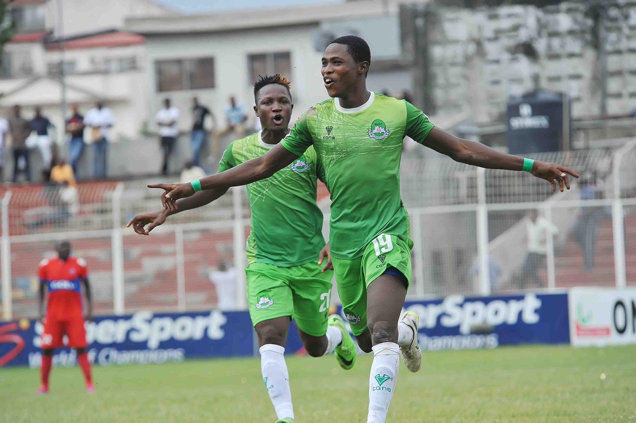 Nasarawa's Bashir Eyes NPFL Top Scorer Honour