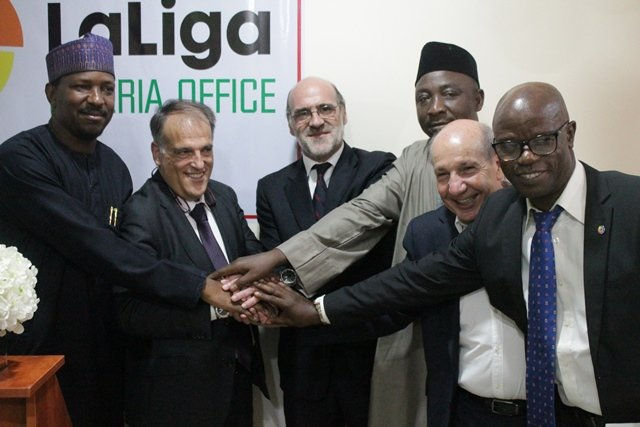 La Liga President: Barcelona Could Play Friendlies In Nigeria