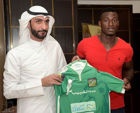 Nigerian Defender Monday Joins Kuwait's Al Arabi