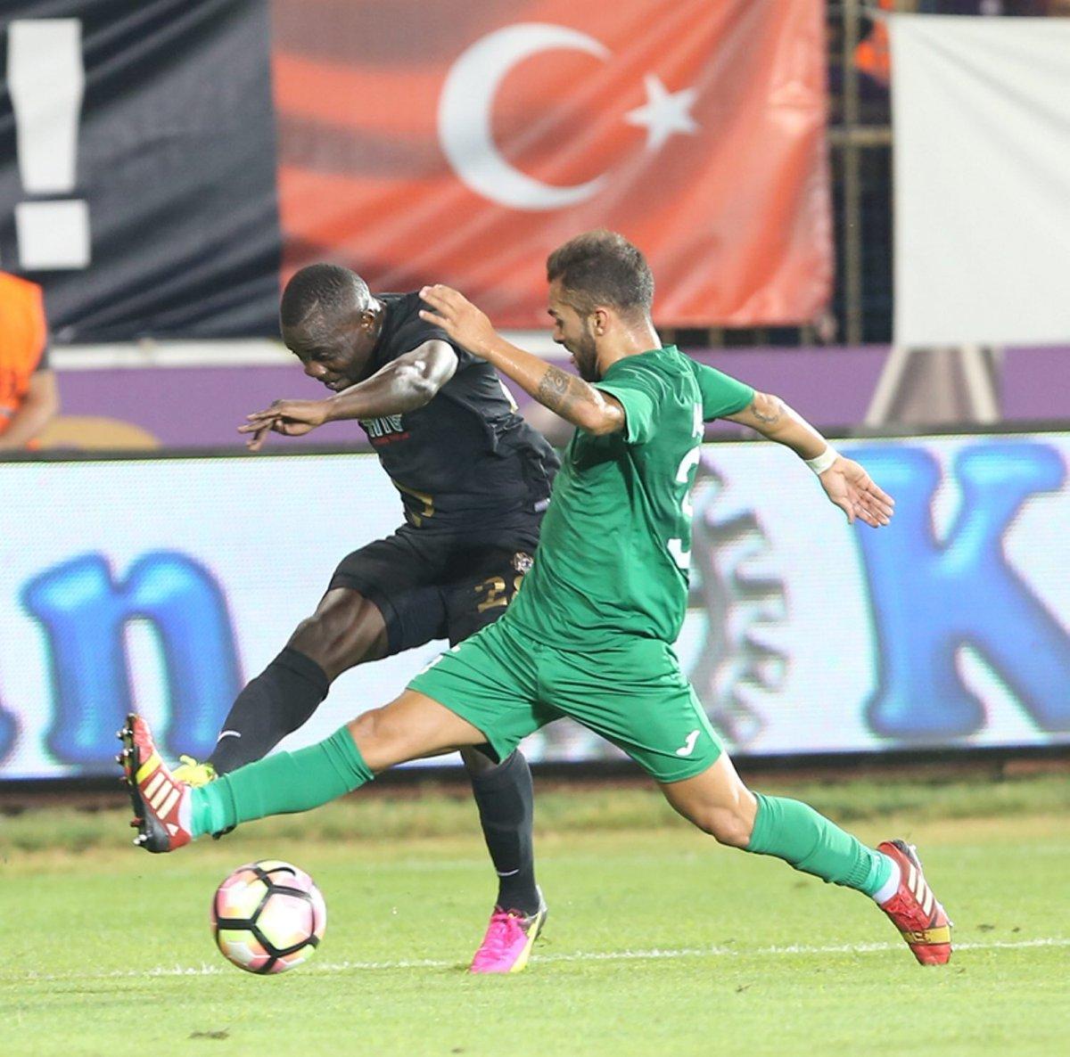 Europa: Umar Bags Hat-trick In Osmanslipor Rout; Oduamadi, Taiwo Win