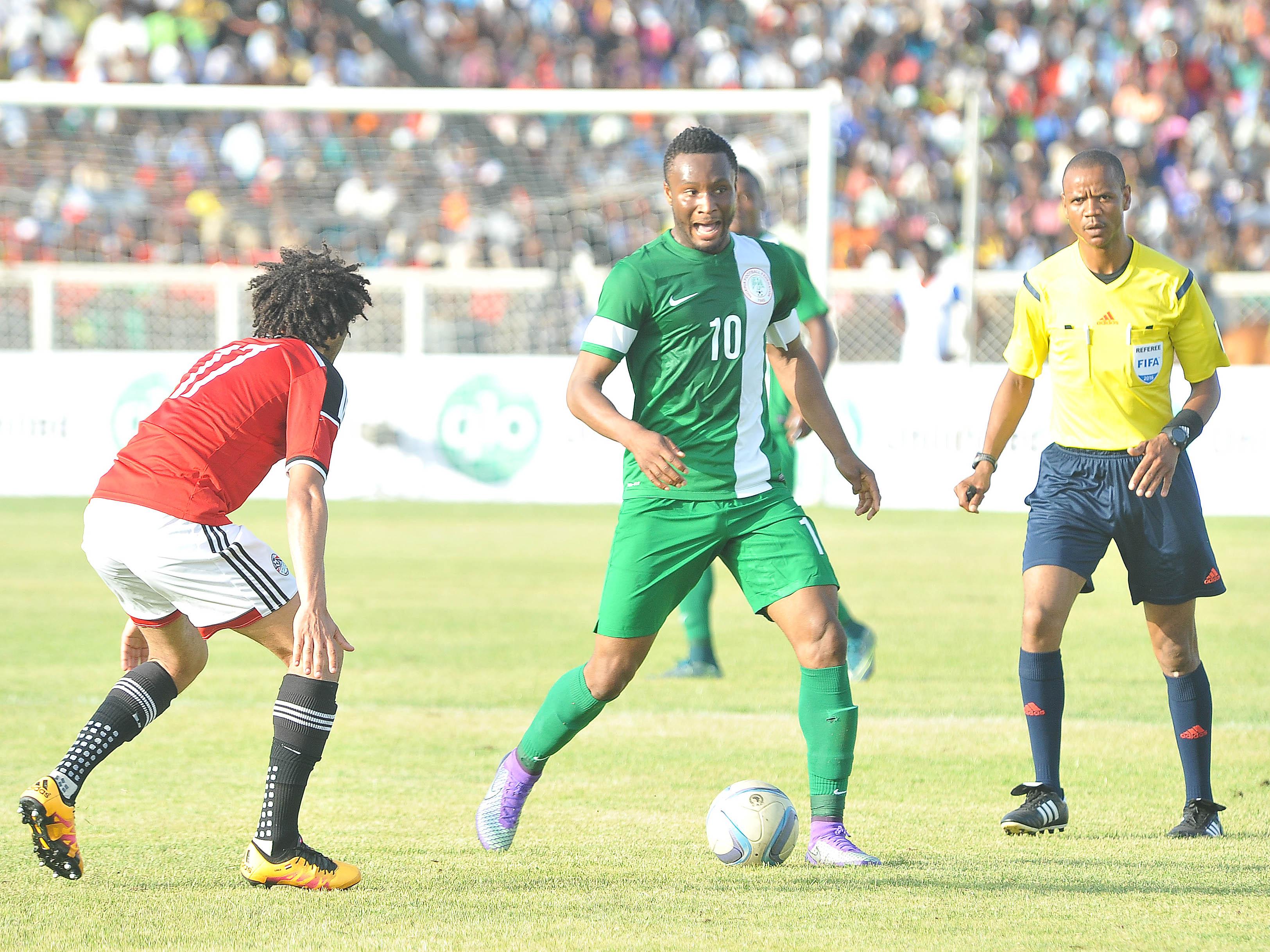 Mikel Named Team Nigeria Rio 2016 Captain