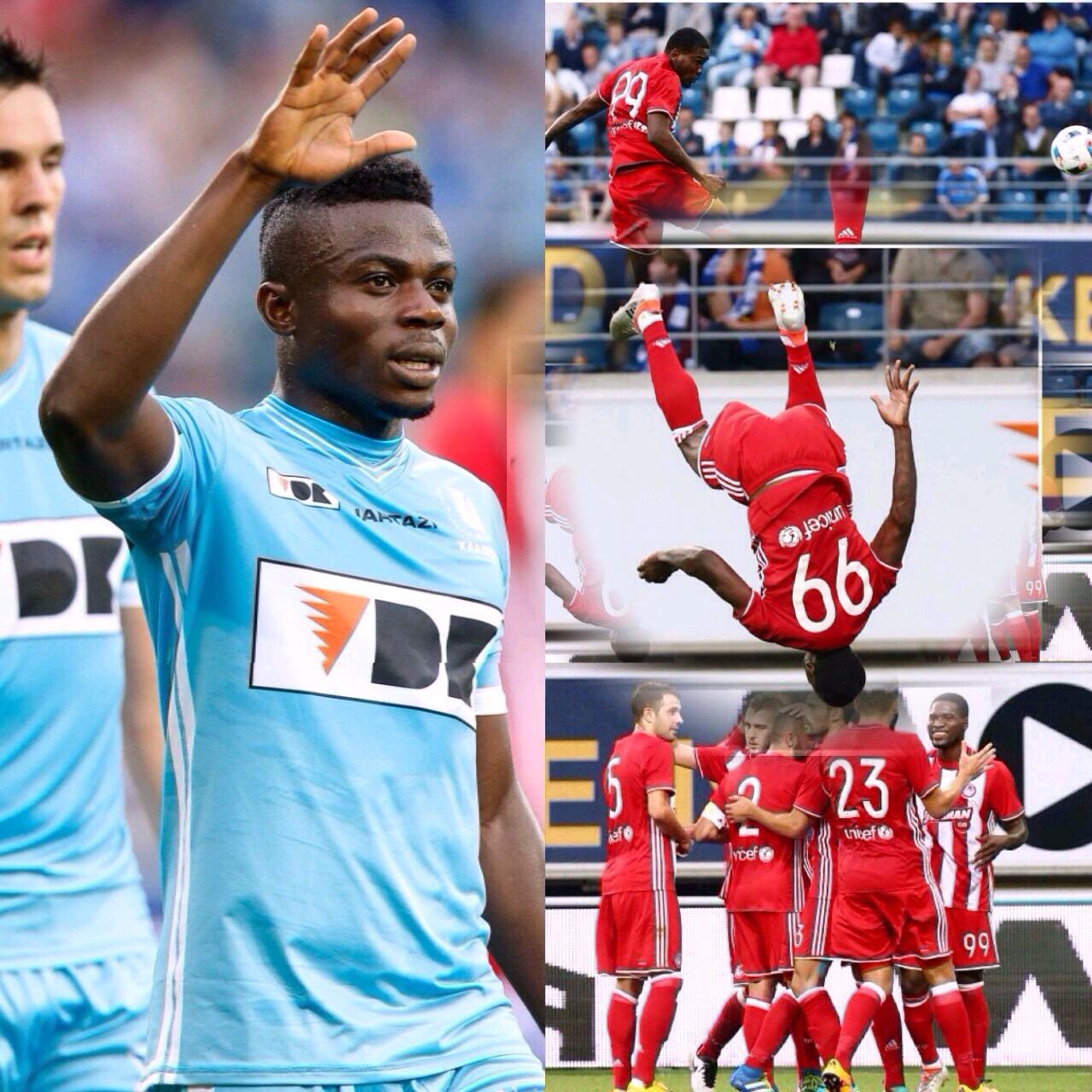 Moses Simon, Ideye Open Pre-season Goal Accounts