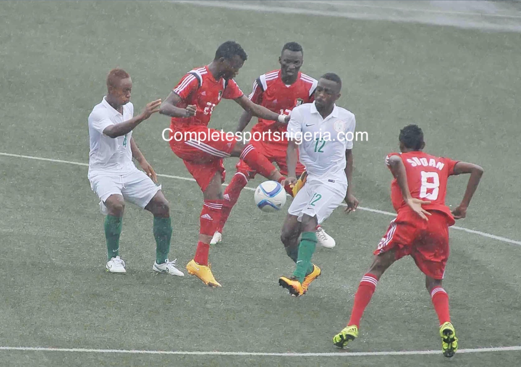 Weepy Losers! Flying Eagles In Tears Over U-20 AFCON Ouster