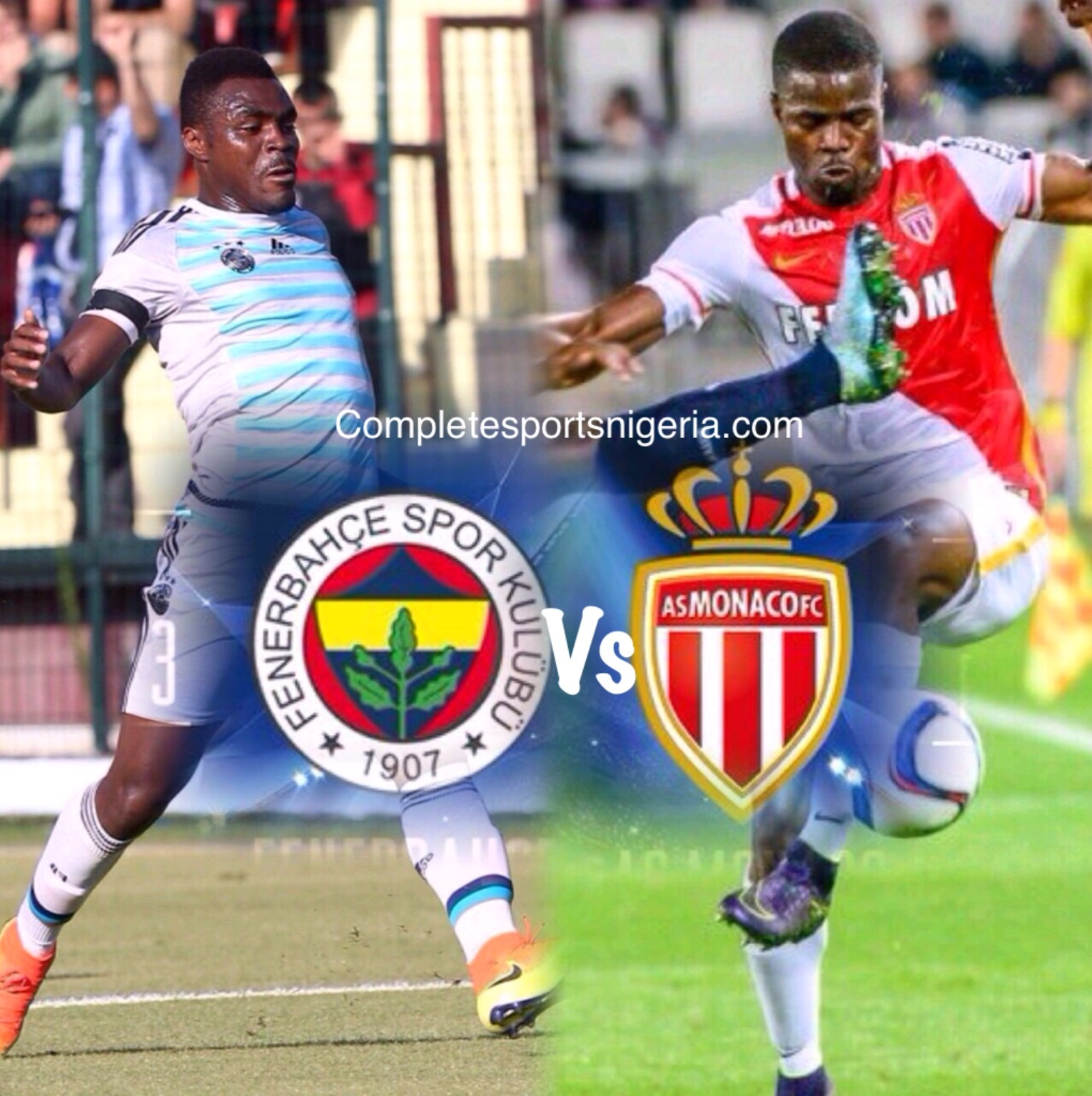 UCL 3rd Round Qualifiers: Echiejile Faces Emenike As Ideye Tackles Ogu