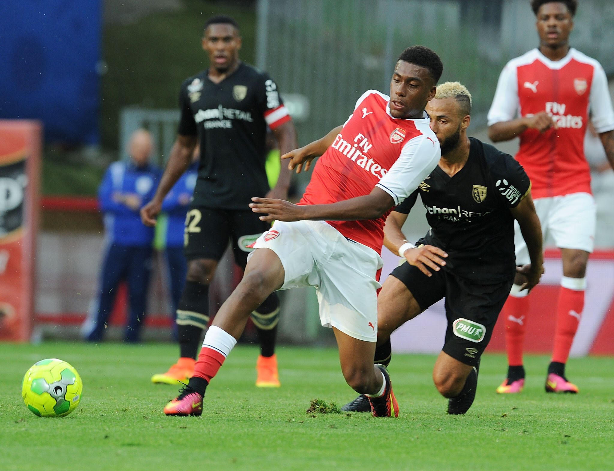 Iwobi Eager To Become Better Arsenal Player