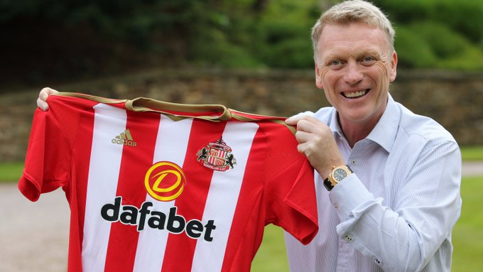 Sunderland Replaces Allardyce With David Moyes