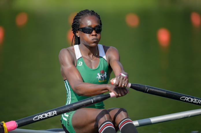 Rio 2016 Rowing: Ukogu Eager To Make Nigeria History