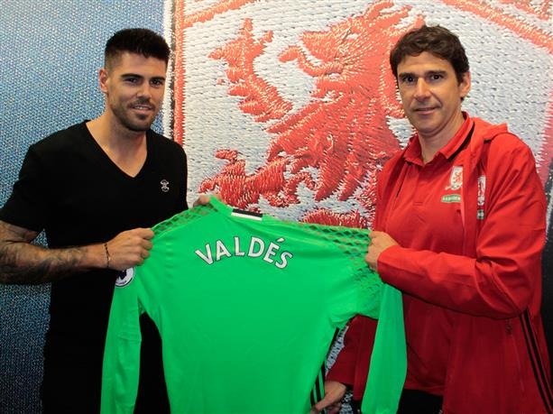 Middlesbrough Complete Victor Valdes Deal