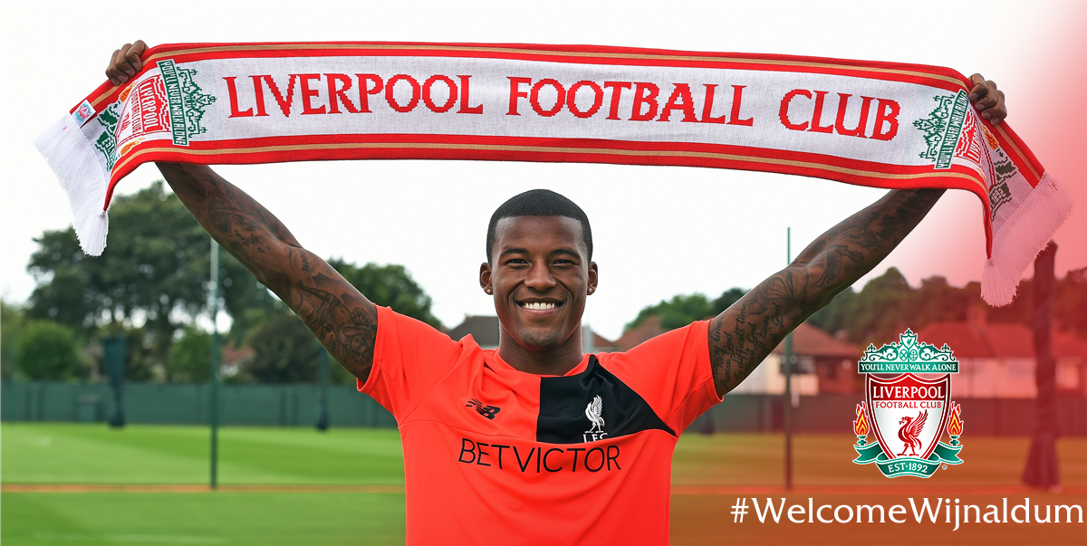 Liverpool Sign Wijnaldum From Newcastle