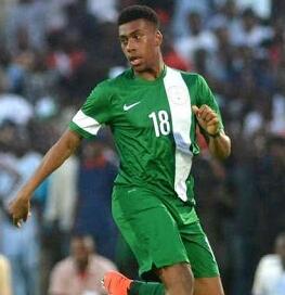 Iwobi Scores Twice As Super Eagles Thrash Plateau United