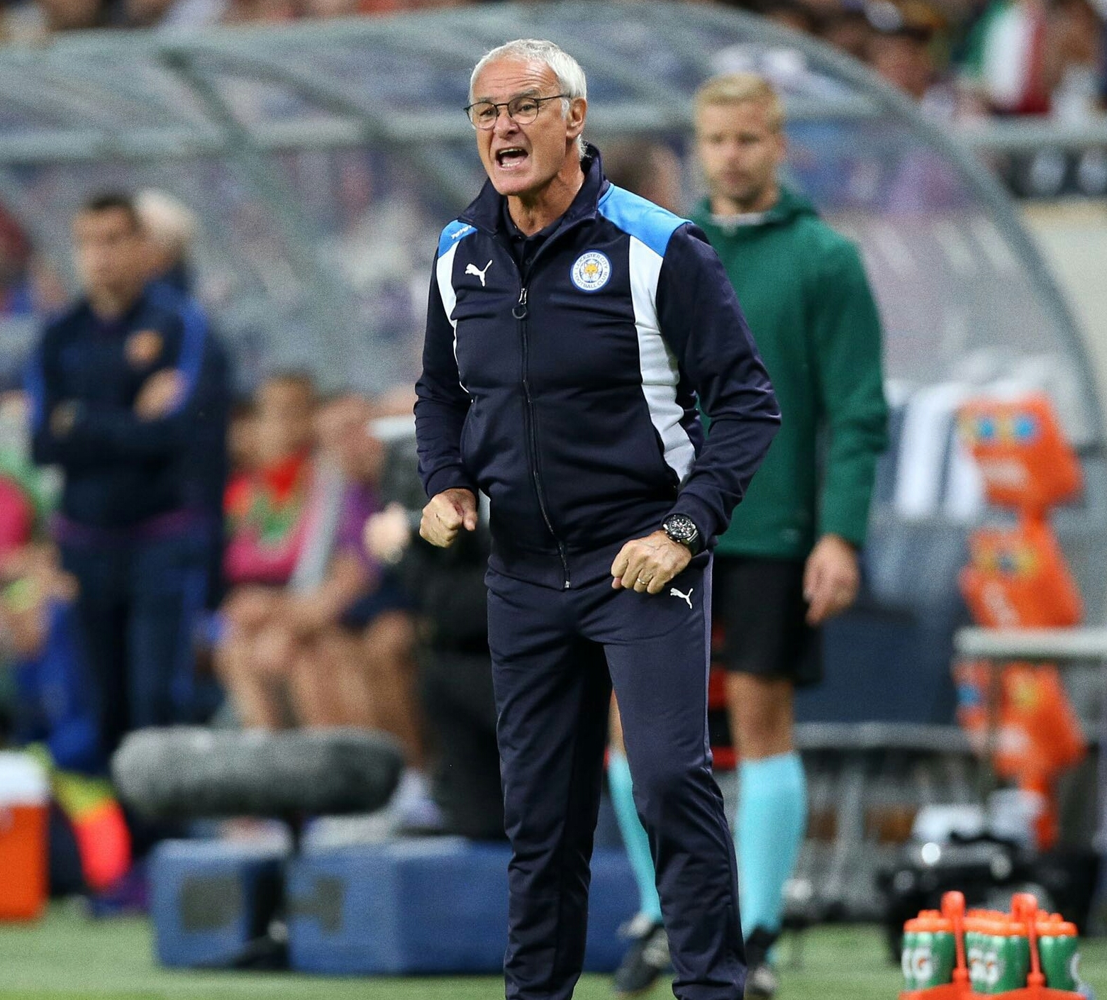 Ranieri Warns Man United: Community Shield Is No Friendly