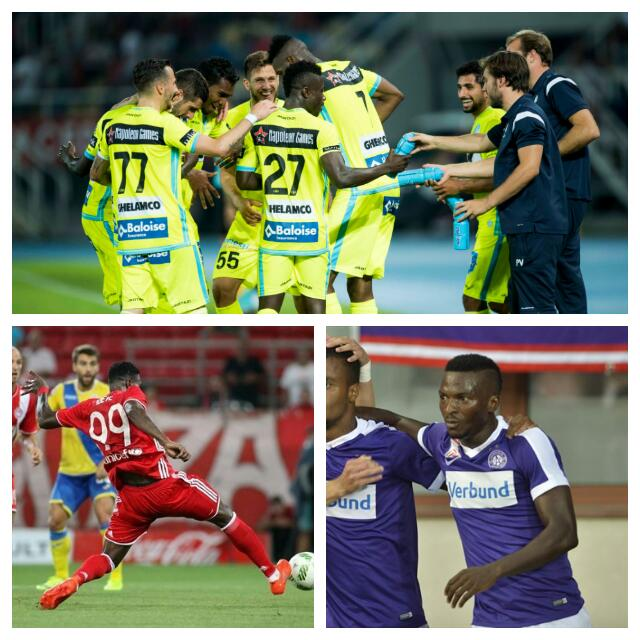 Europa: Kayode, Ideye Score, Emenike Benched; Simon, Umar Progress