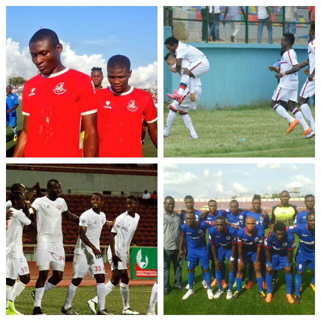 TOP 4: Wikki, Rangers, Rivers United, IfeanyiUbah Fight For NPFL Title